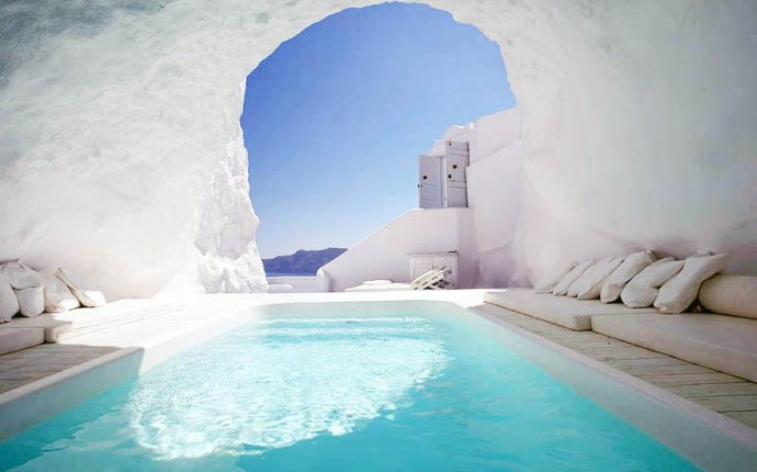 25+ best ideas about Katikies hotel santorini on Pinterest | Oia