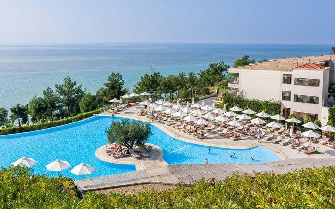 5 Star Ikos Oceania Hotel Halkidiki Greece Ikos Holidays