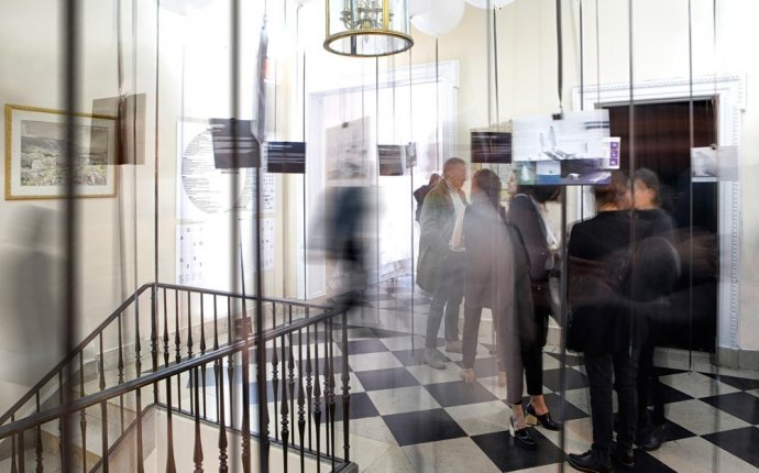 """A Shelter for Architecture"""" at the Consulate General of Greece in"""