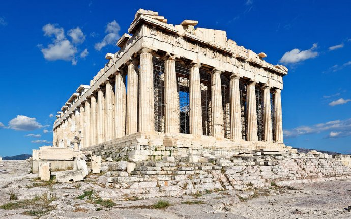 Ancient Greece - The Parthenon Greece - Juli - ThingLink