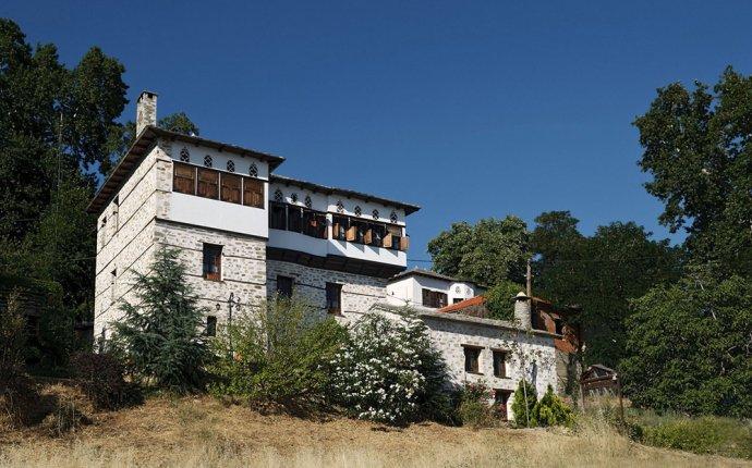 Archontiko (Mansion) Michopoulou | Vizitsa accommodation :: Pelion