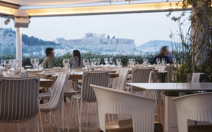 Athens Fine Dining: The Michelin-Starred Restaurants To Try