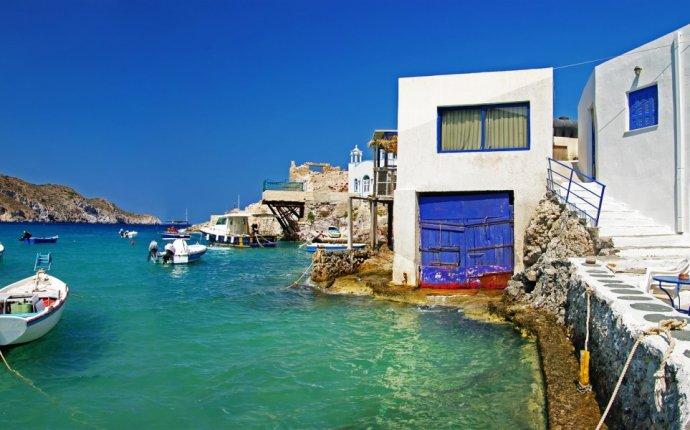 Athens - Milos - Naxos - Fantasy Travel Greece