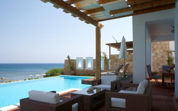 Atrium Prestige Thalasso Spa Resort and Villas Rhodes Greece