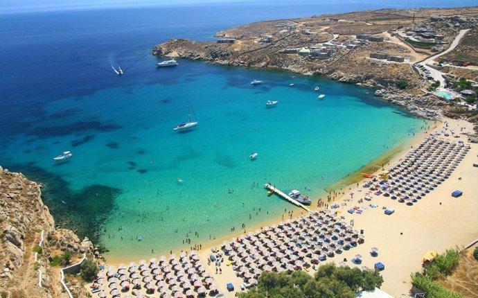 Best Beaches - Mykonos Life