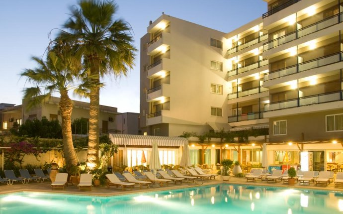 Best Western Plaza Hotel, Rhodes, Greece - Booking.com