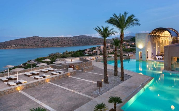 Blue Palace, a Luxury Collection Resort and Spa, Crete, Greece