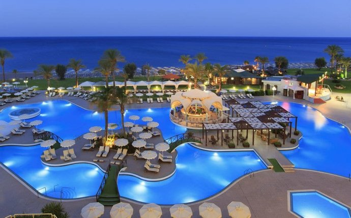 Book Hotel Rodos Palladium, Rhodes Island, Greece - Hotels.com