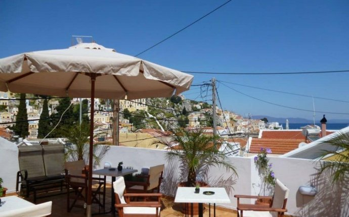 Book Maravelia Apartments, Symi, Greece - Hotels.com