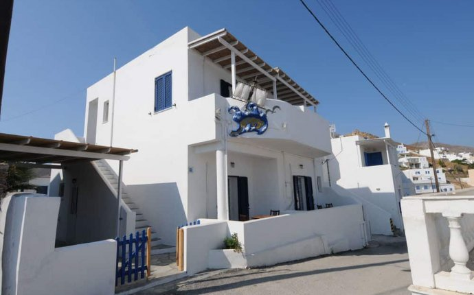 Book Studios Bofor, Serifos, Greece - Hotels.com