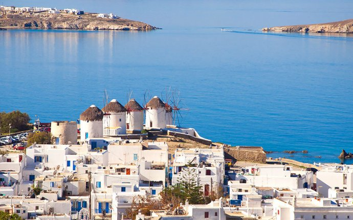 Bookmarks 100 : 4 Popular Holiday Destinations in Greece