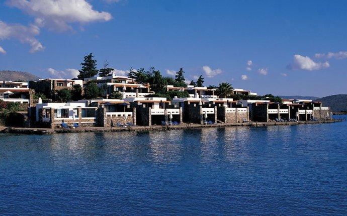 Elounda Beach Hotel, Crete, Greece   TRAVEL TO ANOTHER PLANET