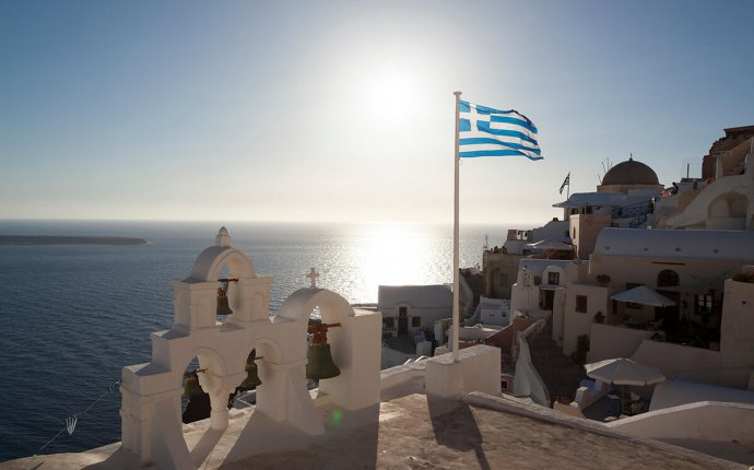 Greece flag - colors, meaning and symbolism
