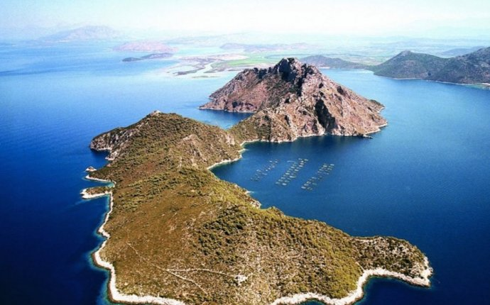 Greek islands for sale ranked by price - Business Insider