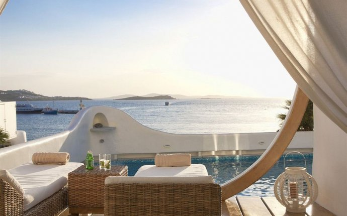 Harmony Boutique Hotel (Mykonos, Greece) | Travelocity.ca