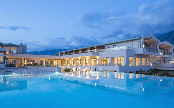 Horizon Blu Hotel in Kalamata Messinia (region) Greece, Kalamata