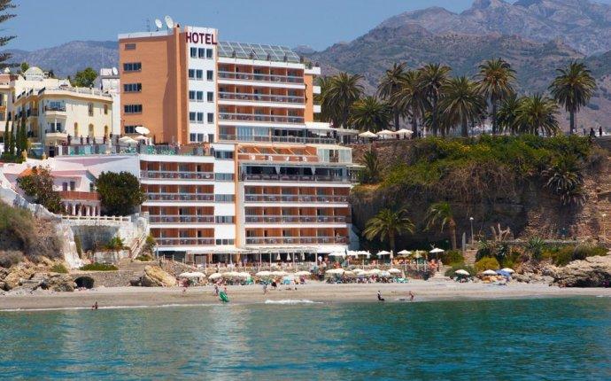 HOTEL BALCON DE EUROPA, NERJA, SPAIN