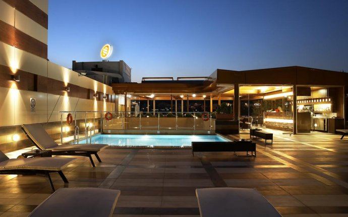 Hotel Crowne Plaza Athens City, Greece - Booking.com