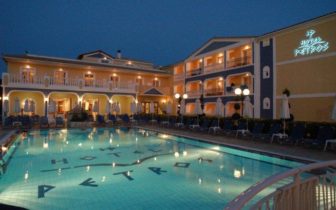 Hotel Petros, Tsilivi, Greece - Booking.com