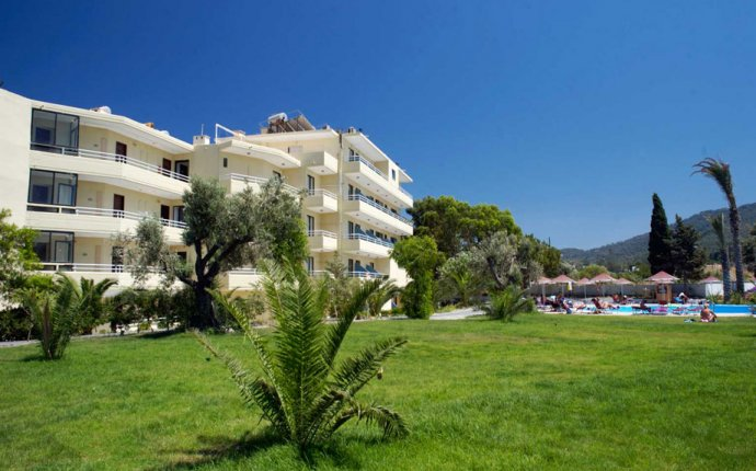 HOTELS IN IALYSSOS RHODES GREECE