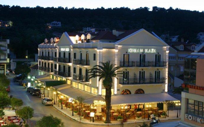 Ionian Plaza Hotel, Argostoli, Greece - Booking.com
