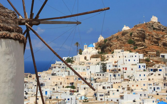Ios island: Travel guide, Holiday planner - Greeka.com