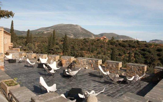 Kinsterna Hotel & Spa | Mediteranique