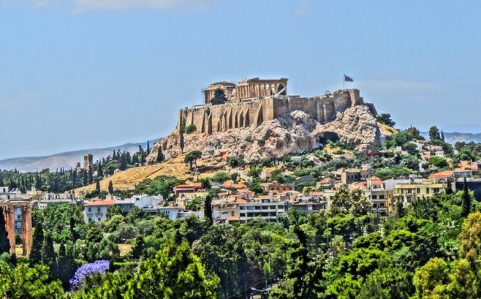 Matt Barrett s Top 10 Things to Do in Athens, Greece