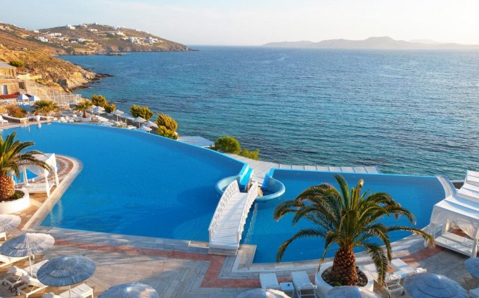 Mykonos Hotel Resort Saint John | Best Hotels in Mykonos | Luxury Stay