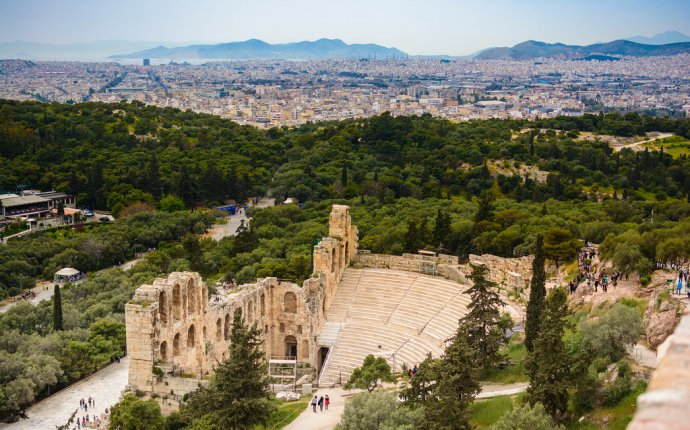Odeon of Herodes Atticus, Athens, Greece   The Odeon of Hero…   Flickr