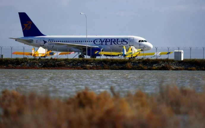 Photo Gallery :: Cyprus national airline closed after rule break