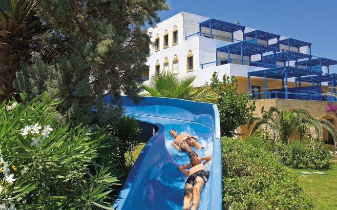 Rhodes holidays and hotels with onsite Water Park, Aqua Park or