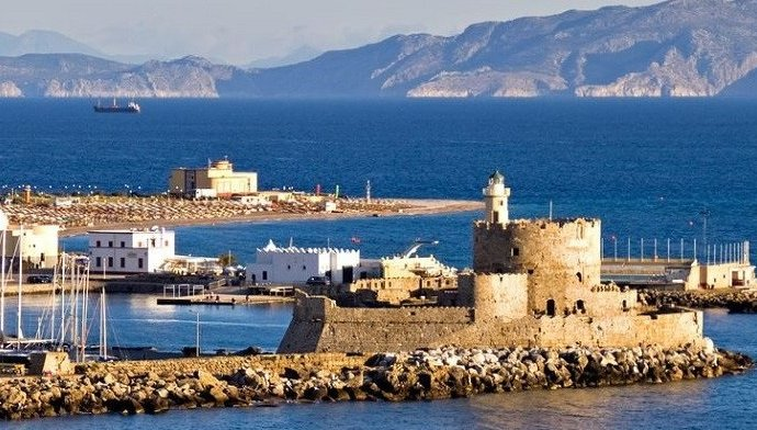 Rhodes Luxury Hotels | 4 & 5 Star Hotels in Rhodes