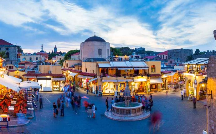 Rhodes Town Holidays & Package Deals 2017/2018   easyJet holidays