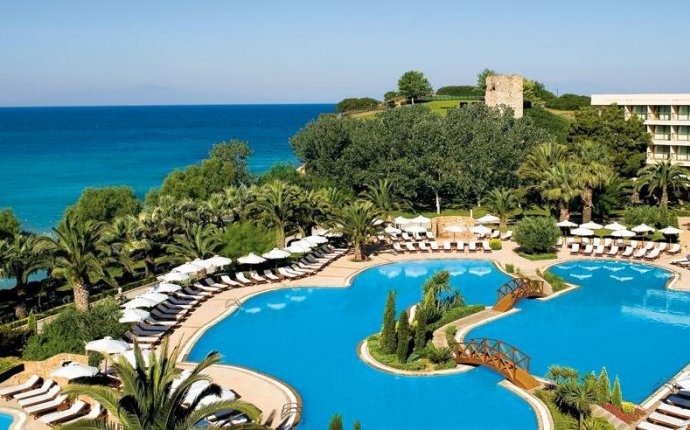 Sani Resorts In Halkidiki - Best Family Holiday In Greece - The