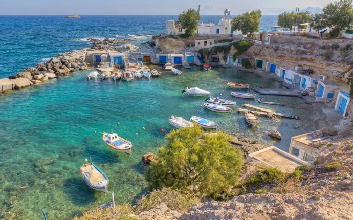 The 8 Most Beautiful Greek Islands
