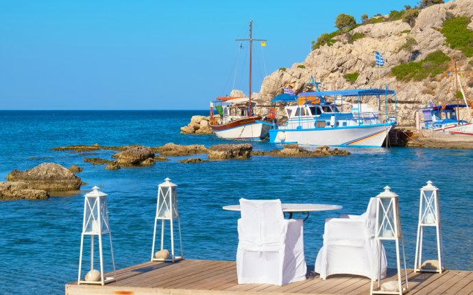 The most romantic restaurants in Rhodes - Thomas Cook Airlines Blog