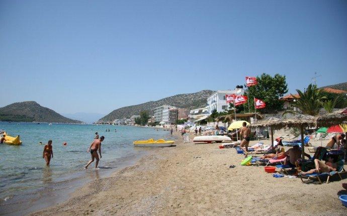 Tolo Beach, Greece Photo from Tolo in Argolida   Greece.com
