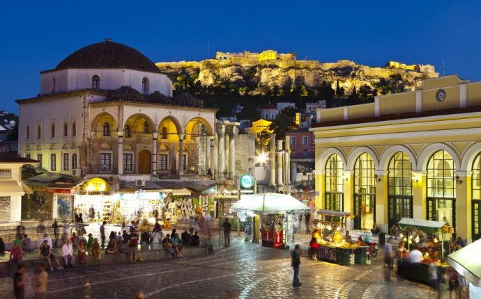 Top Nine Attractions in Athens, Greece