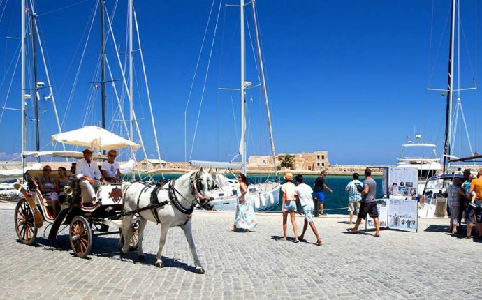 Attractions in Crete Greece