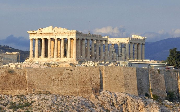 History of Athens, Greece
