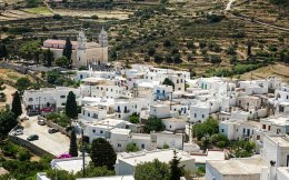 Anthony Horowitz: 'This sort of tourism is the joy of Greece'