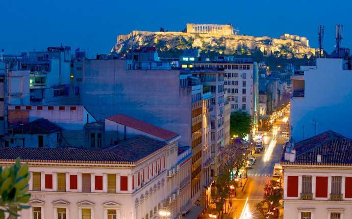 Athens Greece Tourism