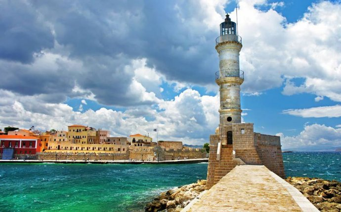 Chania Greece Attractions