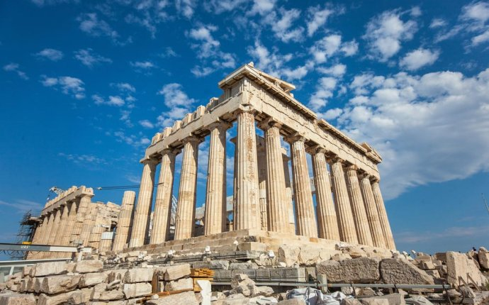 Greece Famous Attractions