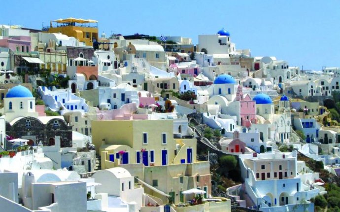 Greece Main Attractions