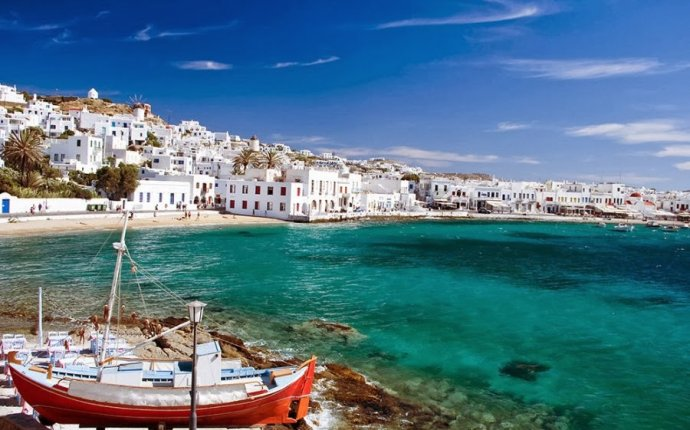 Greece Top tourist Attractions
