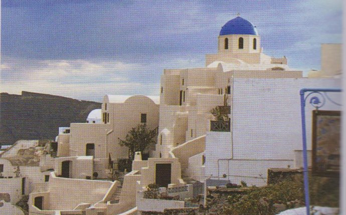 Holidays to Greece Santorini
