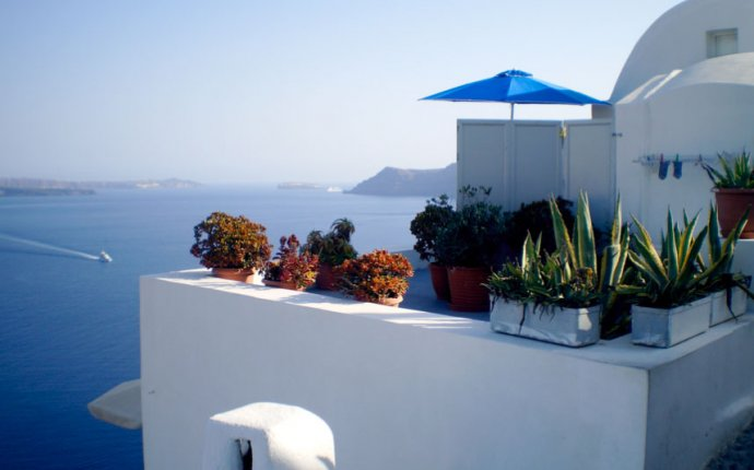 Santorini Greece Real Estate