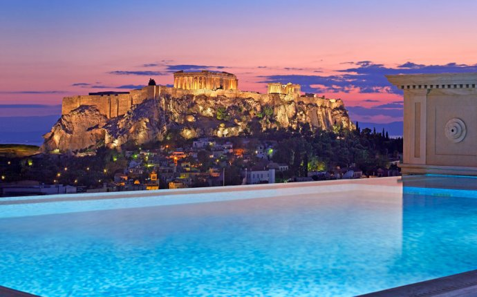 Athens Greece Luxury Hotels